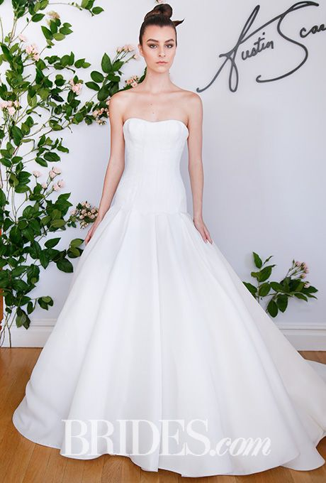 Austin Scarlett - Fall 2016 | Wedding dress