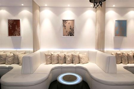 Banquette Seating | When The Banquette Seating Is Not Used, It Can Be Used  As