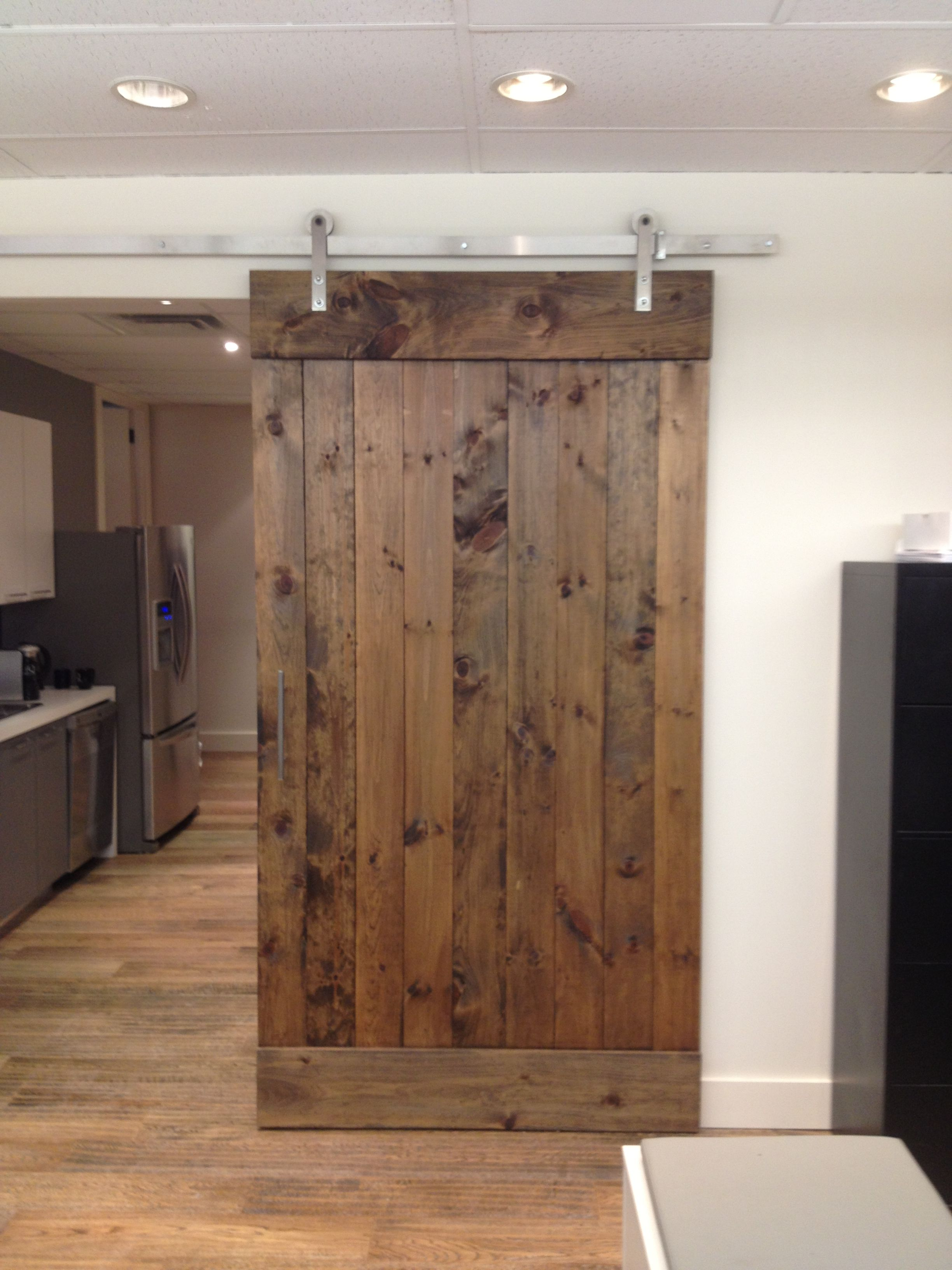 Contemporary Wooden Doors Modern Barn Doors Accessories Customized