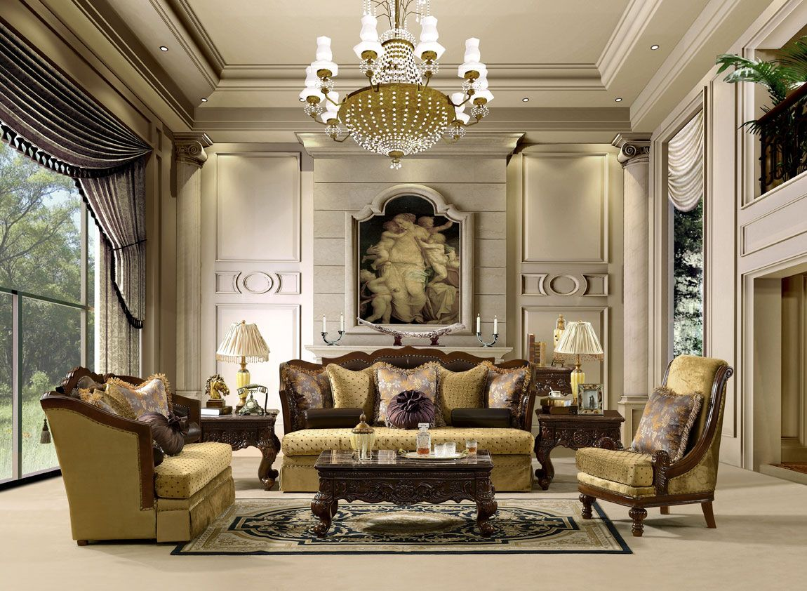 Putting Some Efforts In Your Classic Living Room Can Make You Pleasing Luxury Living Room Design Ideas Review