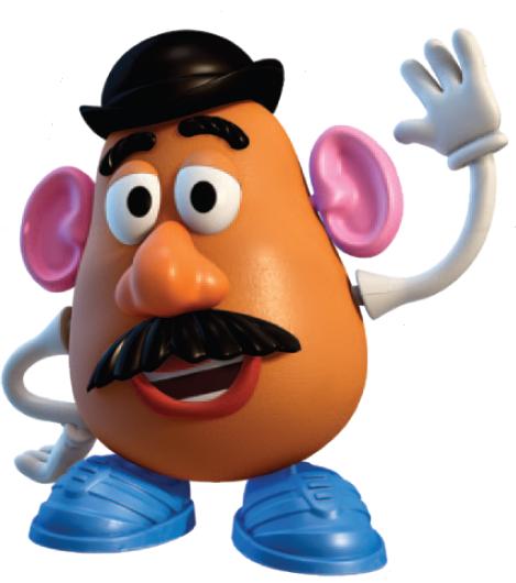 Pingl par crafty annabelle sur toy story printables en 2018 pinterest fimo dessin anim - Monsieur patate toy story ...