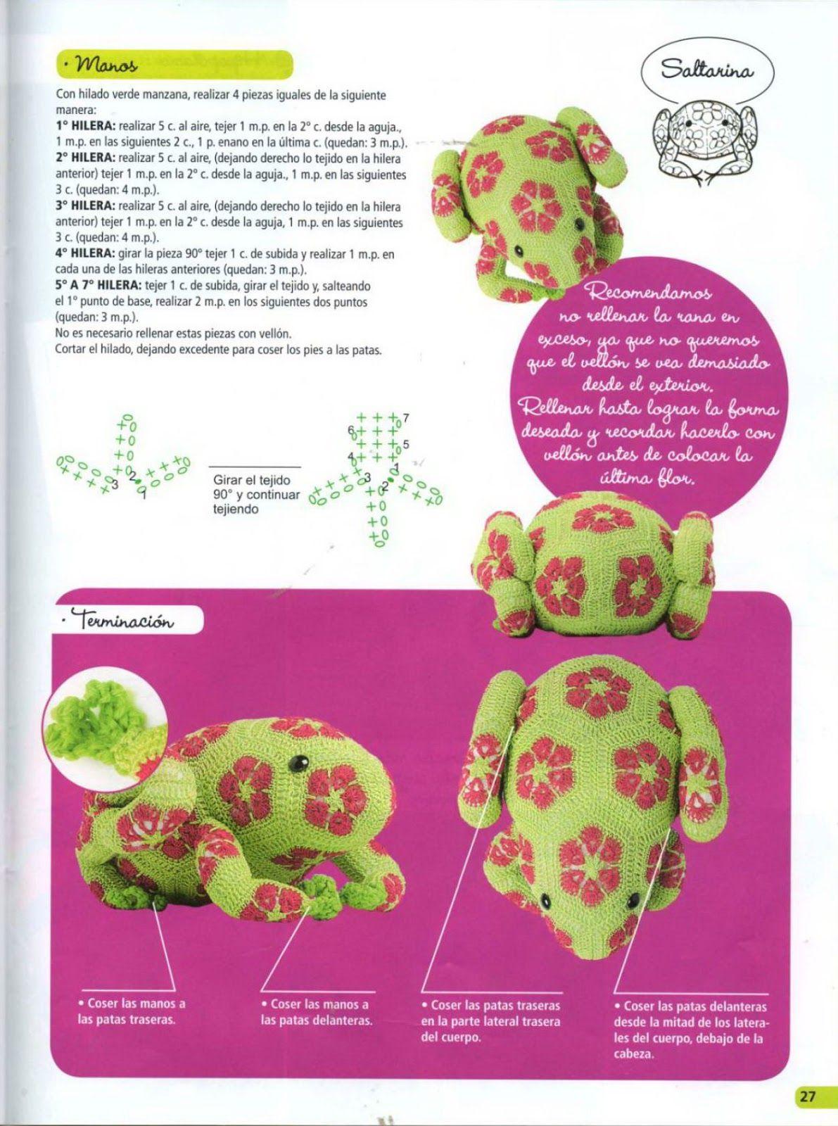 revistas de manualidades gratis | revista | Pinterest | afrikanische ...