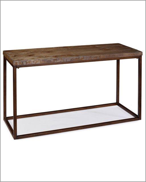 Sofa BedSleeper Sofa Magnussen Rectangular Sofa Table Pinecrest MG T