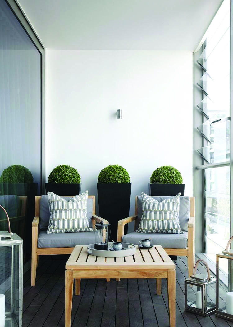 Ways To Decorate A balcony garden ideas pinterest to refresh your