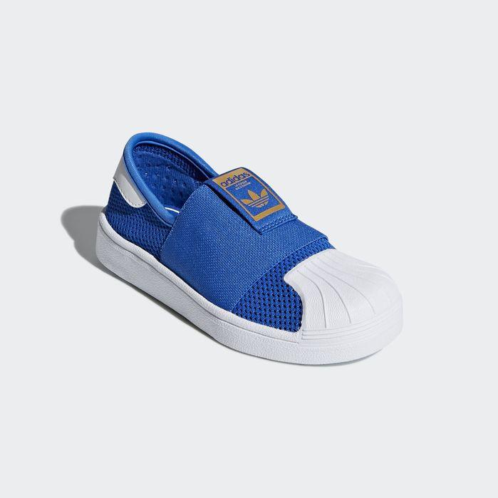 Superstar 360 Summer Shoes Blue 13.5K Kids | Products