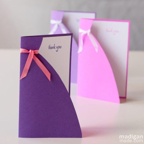 Simple Handmade Card Idea Perfect For Mom Bridesmaids Or Birthday