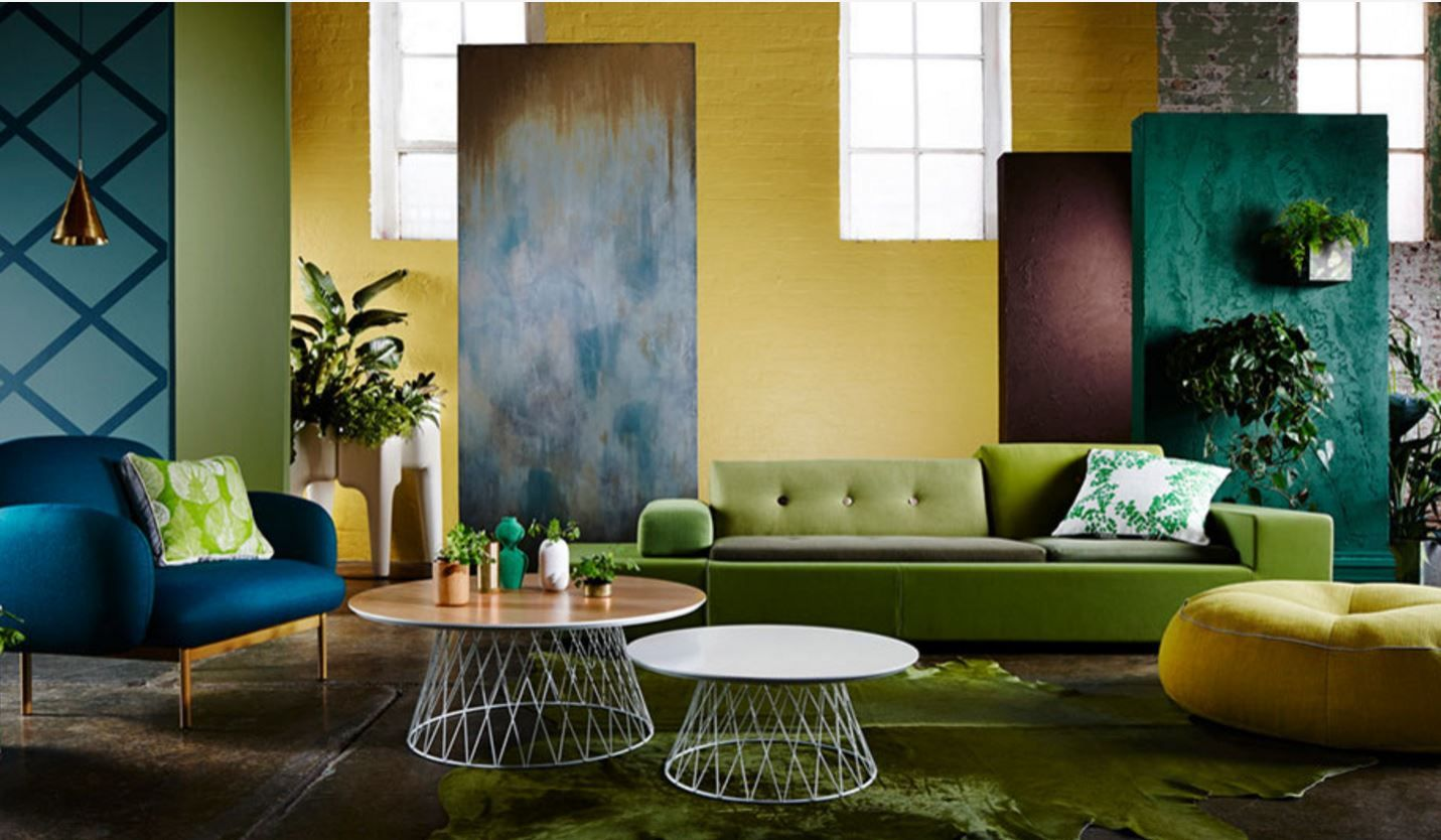 Is this too much colour for Mid Century Modern?? | Mid Century ...
