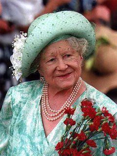 Elizabeth Bowes Lyon 1900 2002 Queen Mother Queen Elizabeth Her Majesty The Queen