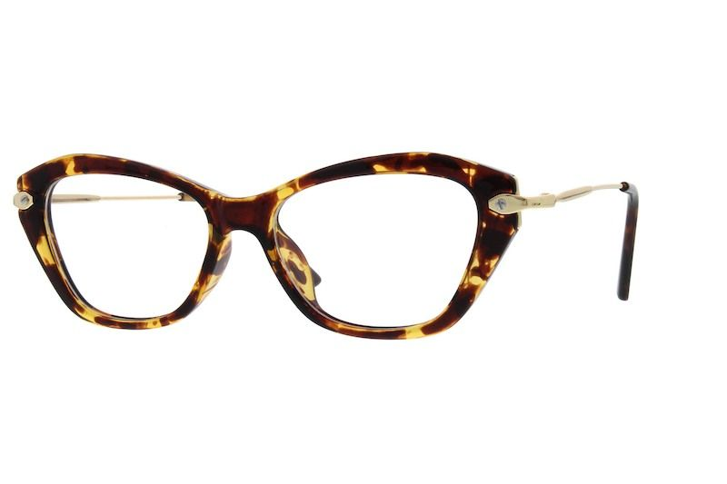 0526b1792c0 Tortoiseshell Cat-Eye Eyeglasses  7801125
