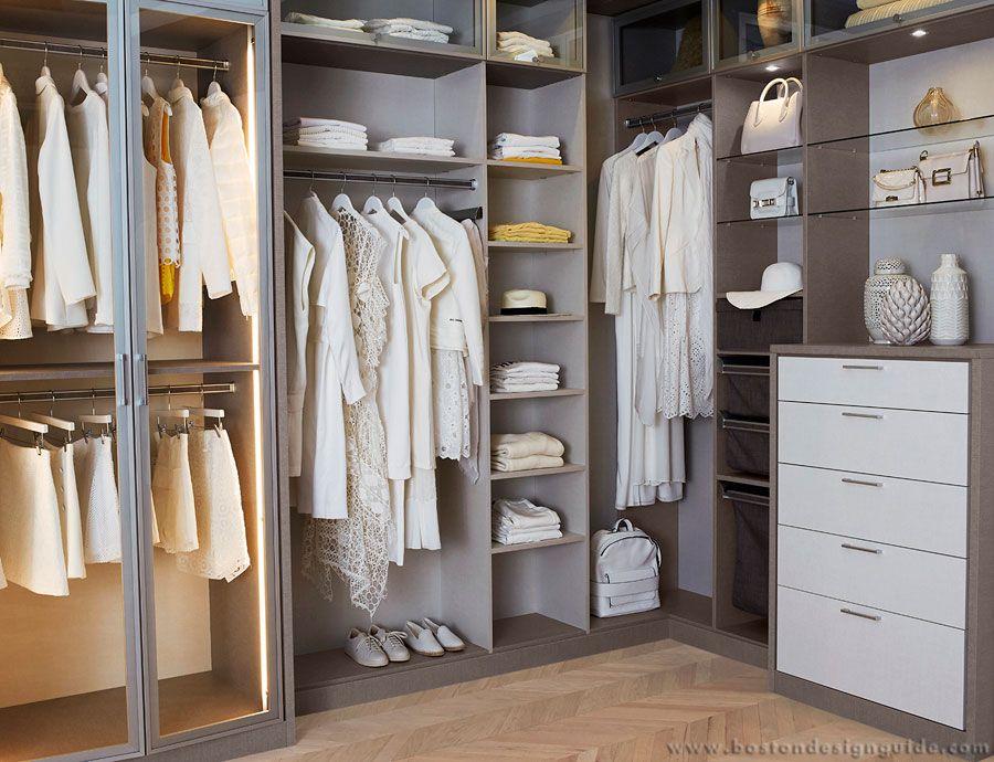Ordinaire California Closets | Custom Organizers And Systems In Boston, MA | Boston  Design Guide