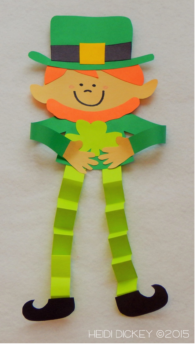 Leprechaun Craft Pack New Teachers Pinterest St Patrick St