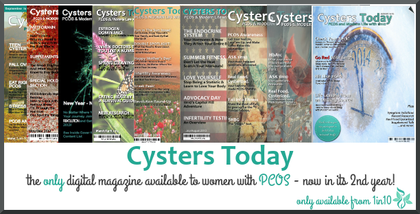 Cysters Today Ad1in10