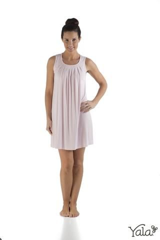 Delia Bamboo Nightgown Flattering on every body type!  bamboopajamas   softestpjs 1d43dd1ed