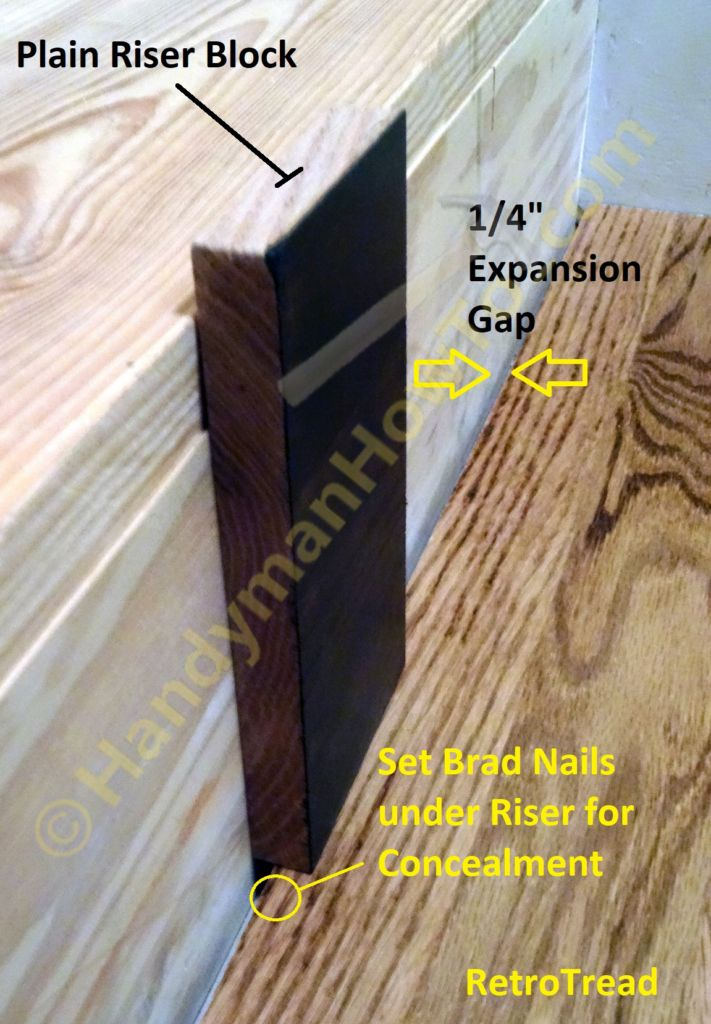 Best Carpet To Wood Stair Remodel How To Install Retrotreads And Risers With Images Stair 400 x 300