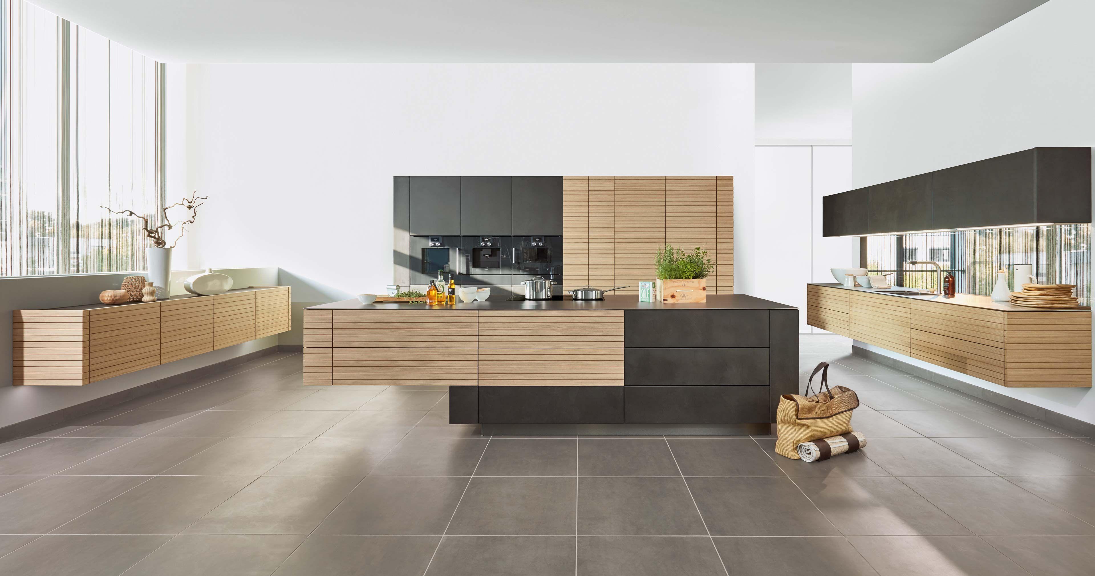 Woodline.one neu | zeyko Küchen | Boehnke | Pinterest | Concrete ...