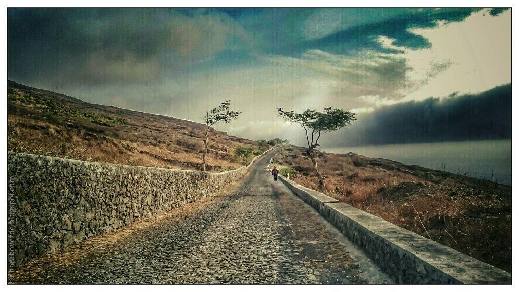 NhaCaboVerde - Fotos: Na estrada