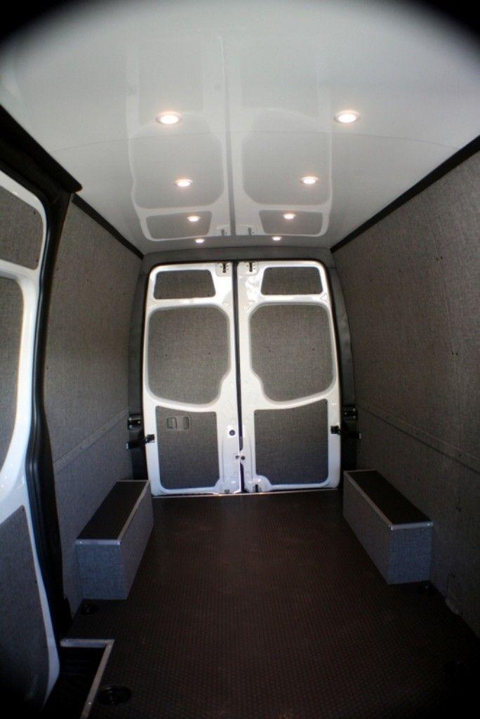 2007 2018 Sprinter Cargo Van Complete Interior Finishing