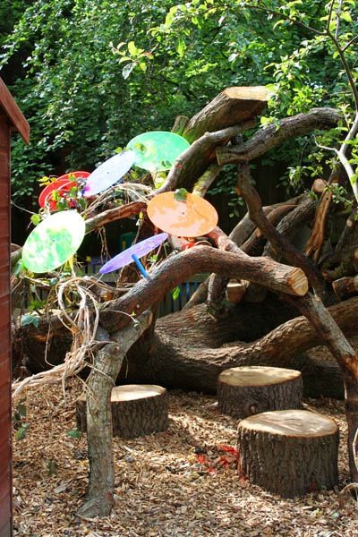 Outdoor Playground Diy For Kids
