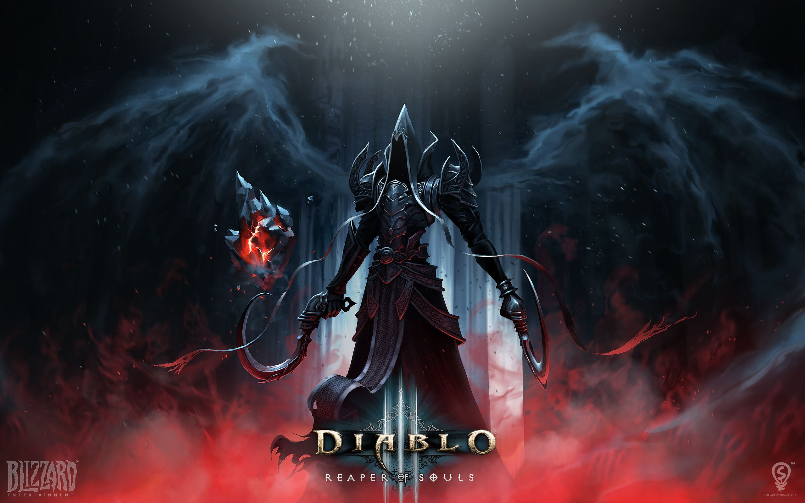 Reaper Of Souls Blizzard By Bpsola On Deviantart Diablo Game Diablo Reaper Of Souls Diablo