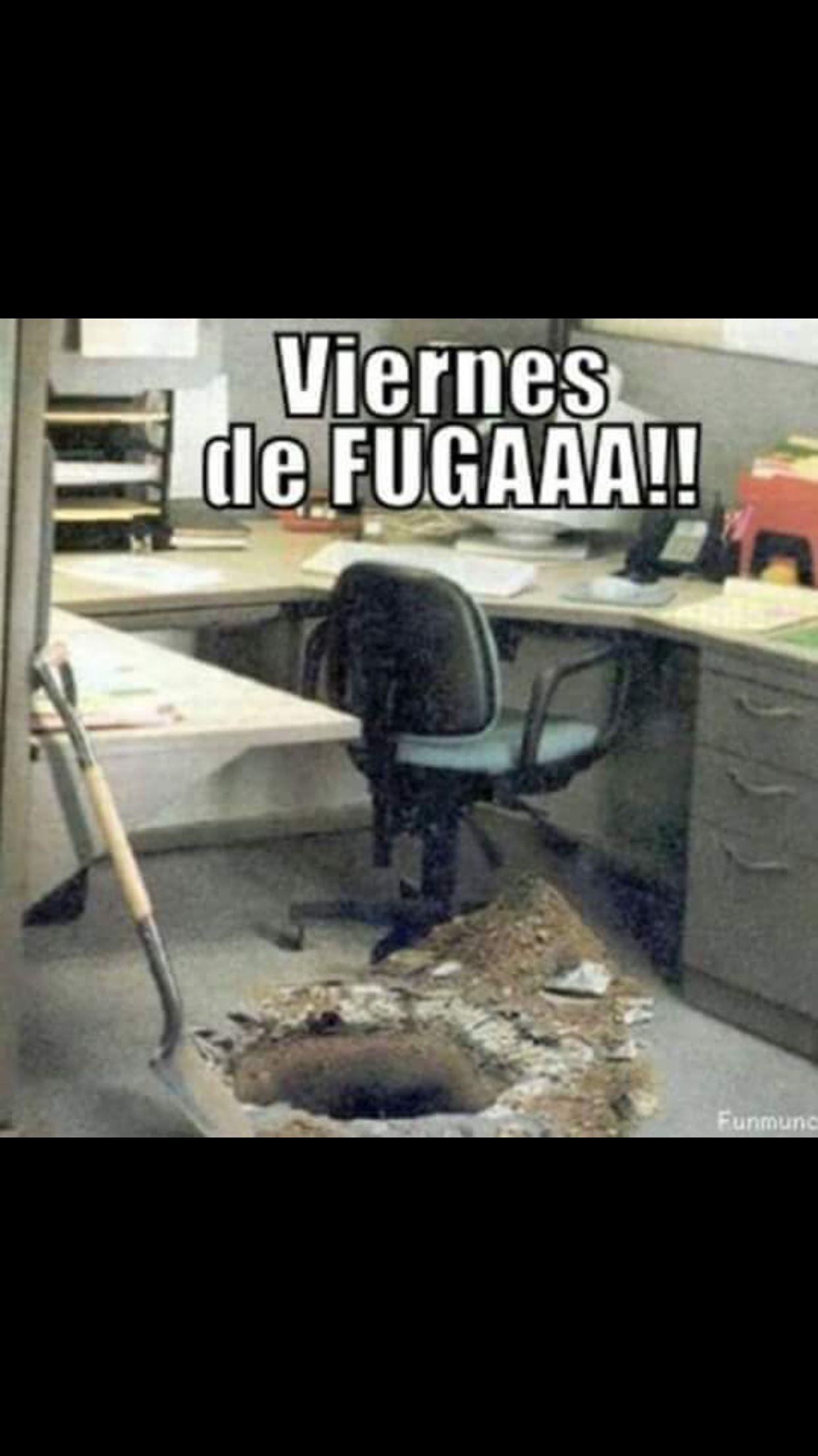 Viernes De Fuga Viernes Borrachos Humor