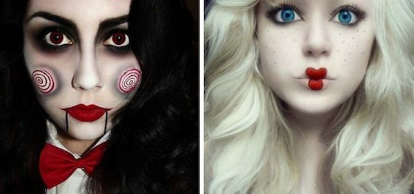 i Did A Funny The Hottest Halloween Makeup Ideas - i Did A Funny