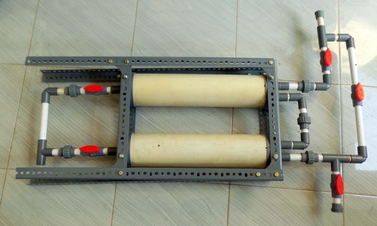 Cara Membuat Filter Air Bersih Mudah Dan Murah Versi 2 Saringan Air Filter Air Alat Cuci