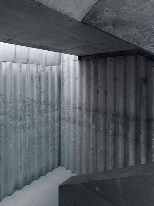 Pytr75 Www Bunq Ch Concrete Interiors Concrete Architecture Exposed Concrete