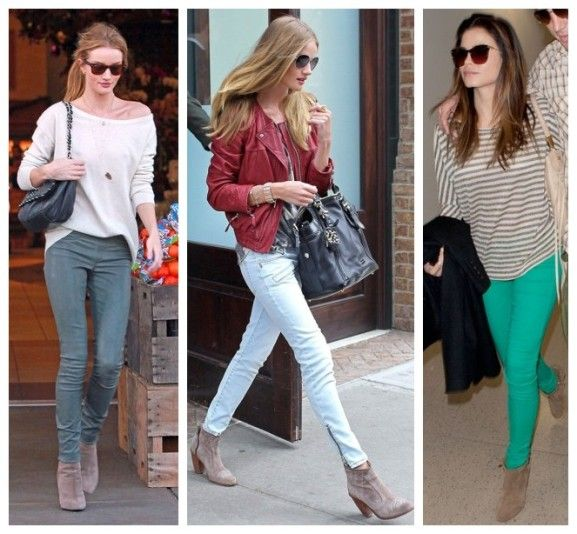 How to keep skinny jeans tucked into ankle boots - How To Keep Skinny Jeans Tucked Into Ankle Boots – Global Trend