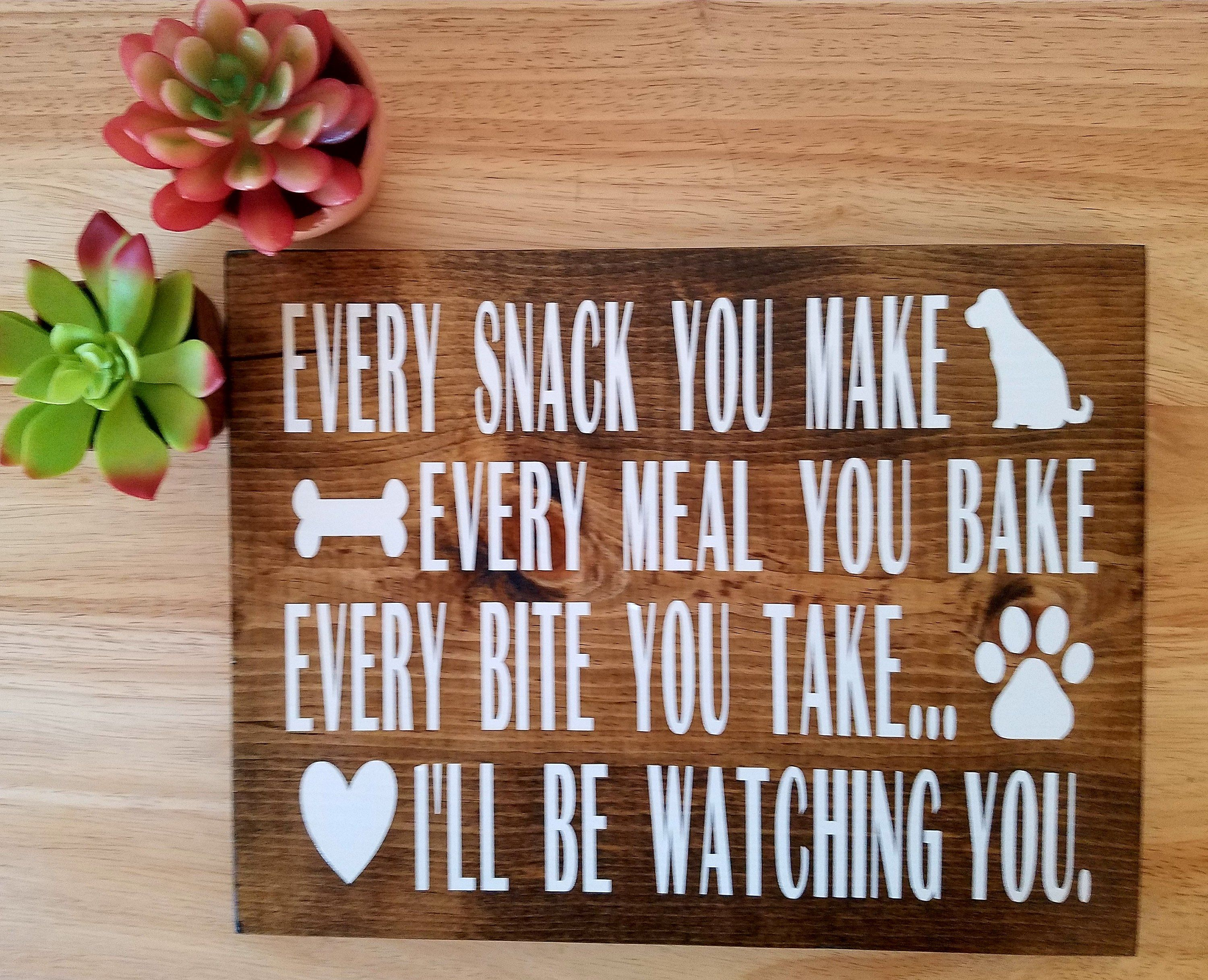Dog Sign Dog Lover Gift Funny Sign Rustic Home Decor Wood Sign Dog Quote Sign Pet Sign Dog Mom Dog Groomer Gift Christma Dog Decor Pet Signs Dog Signs