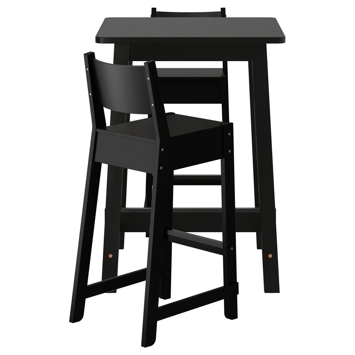 Bar Stühle norråker norråker theke 2 barstühle schwarz birke jetzt