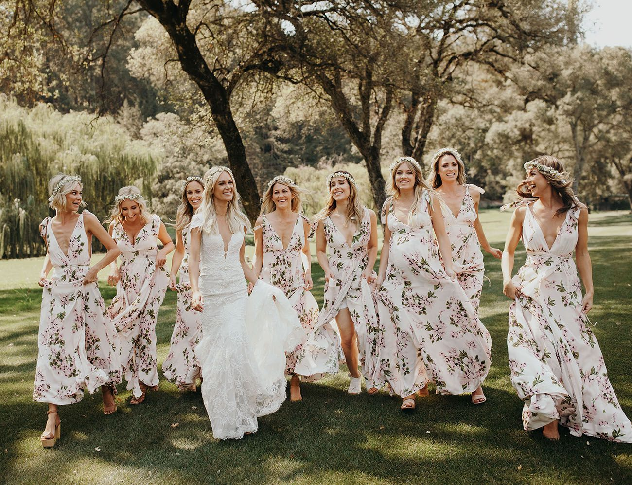 Beach riot founders napa farm wedding floral bridesmaid dresses beach riot founders napa farm wedding floral bridesmaid dressesbridesmaid ombrellifo Image collections