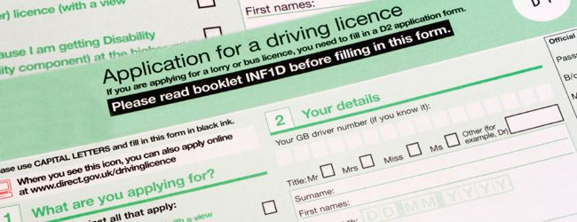 How To Update Your Driving Licence  Young DriverS Guide