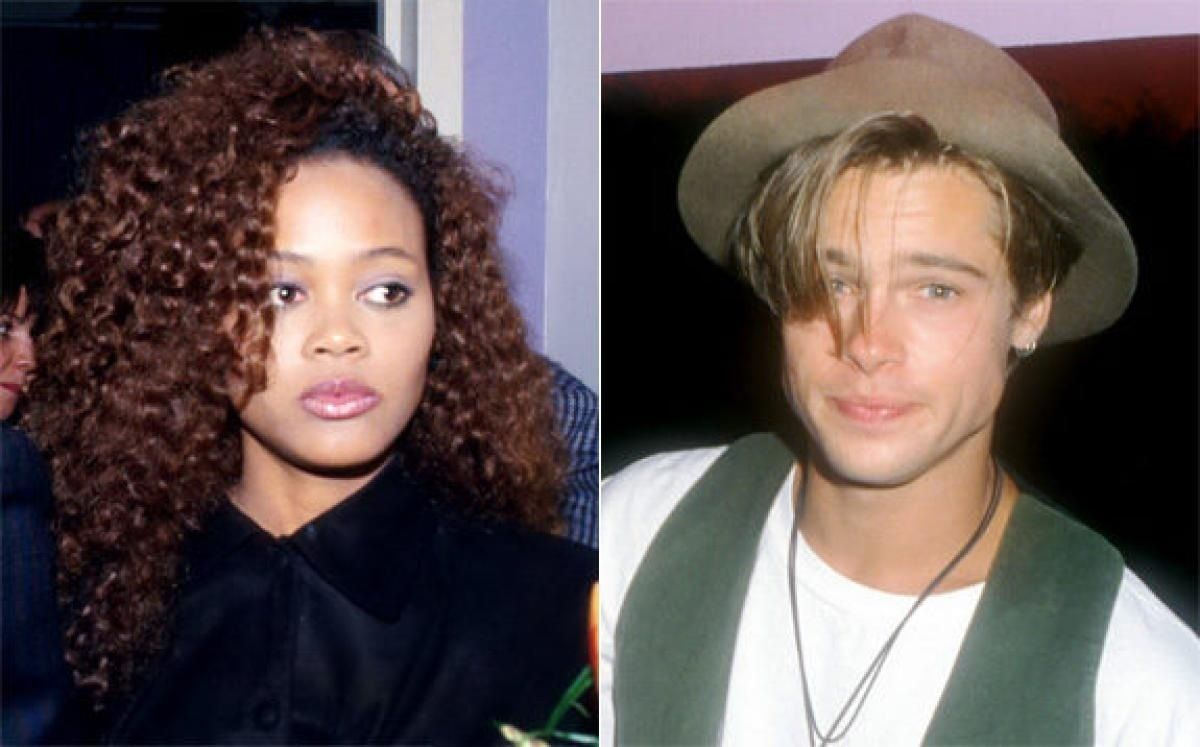 brad pitt dating robin givens Brad pitt was still finding a foothold in hollywood and fumbling around with famous babes in 1989, when he briefly dated applegate she robin givens when: 1988-89 what kind of fool dates mike tyson's ex-wife this kind of fool and there was, apparently, some, ah, overlap in their relationships with.