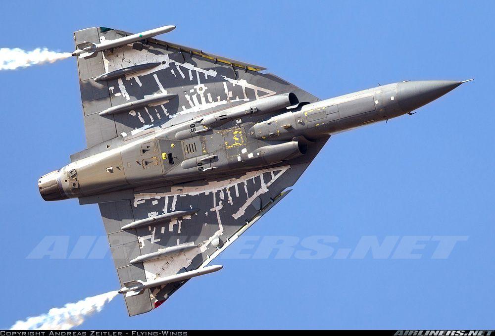 Indian Air Force (IAF) Hindustan LCA Tejas KH2005 (cn PV-3