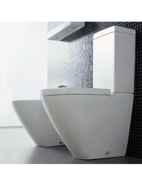 Ceramica Globo Concept.Sa003 Bi Globo Globo Concept Gulvstaende Toalett 680x360 Mm