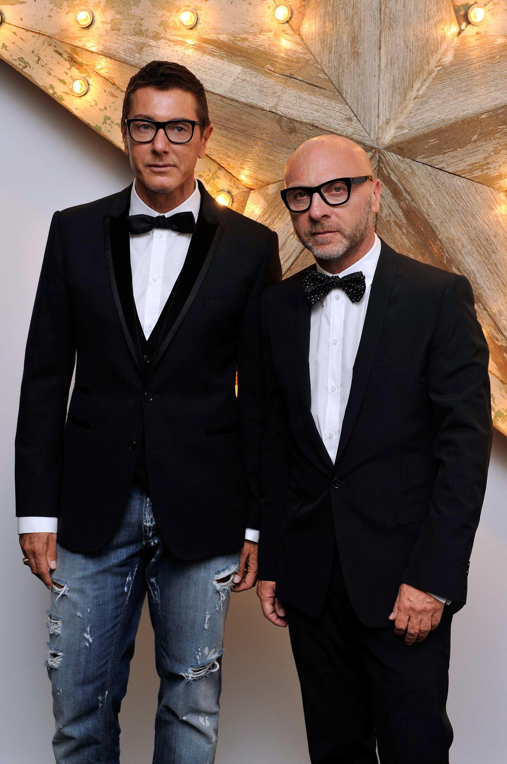 b14e052cf7b Domenico Dolce and Stefano Gabbana   Admirable Women & Mens