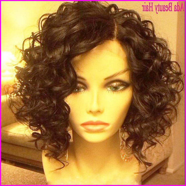 Best Short Haircuts For Curly Hair Round Face 2019 Hair Styles