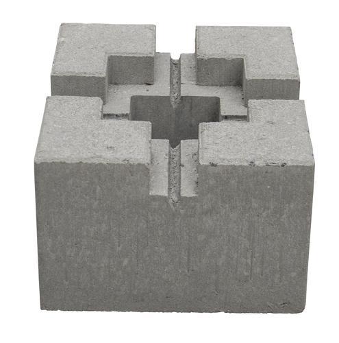 4x4 6x6 Deck Block Building A Deck Concrete Deck Concrete Deck Blocks