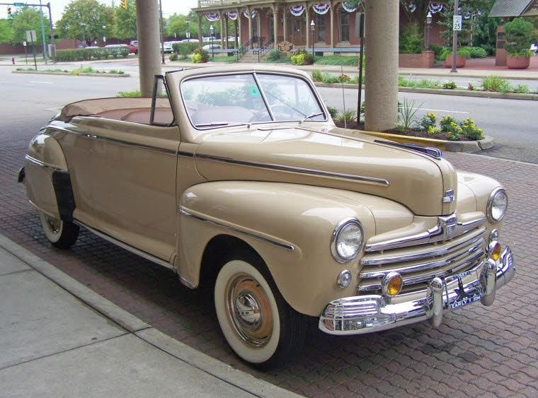 1947 Ford Super Deluxe Car Photo Ford Car Pictures Best Suv Cars Car Ford Ford Convertible