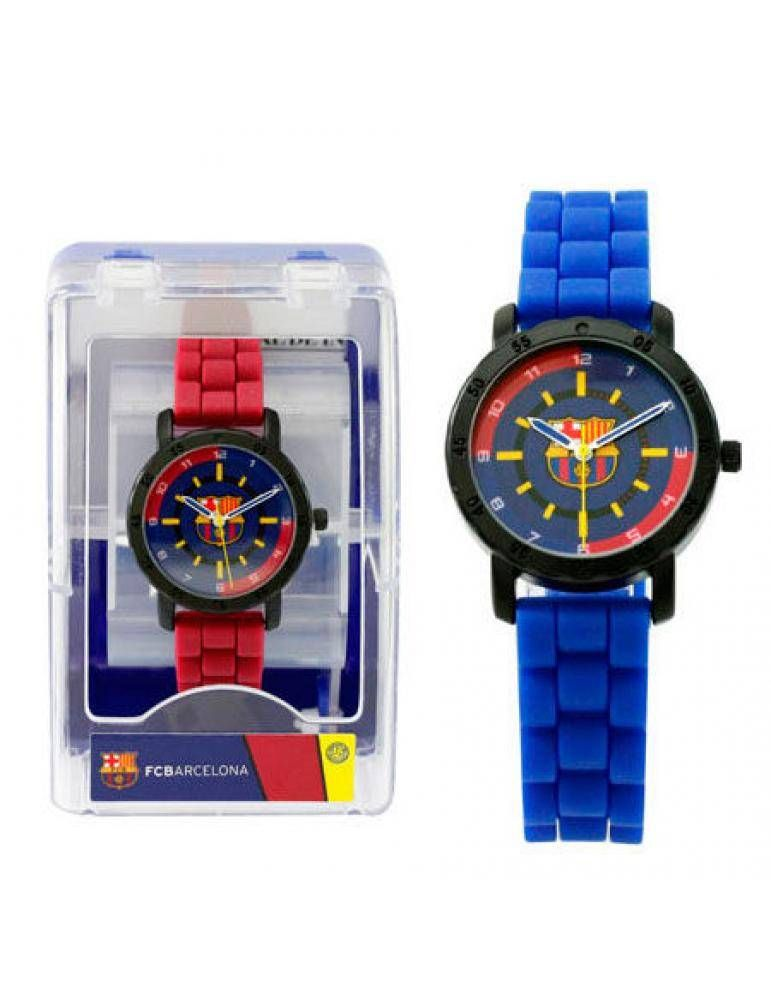 f5458d8eba562 Reloj de pulsera de tu equipo favorito de fútbol