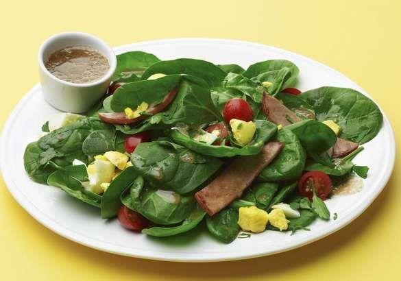 All-Day Breakfast Salad