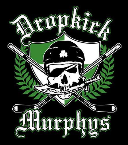 Pin By Jeff Riddall On Music Dropkick Murphys Rock And Roll Music Bands