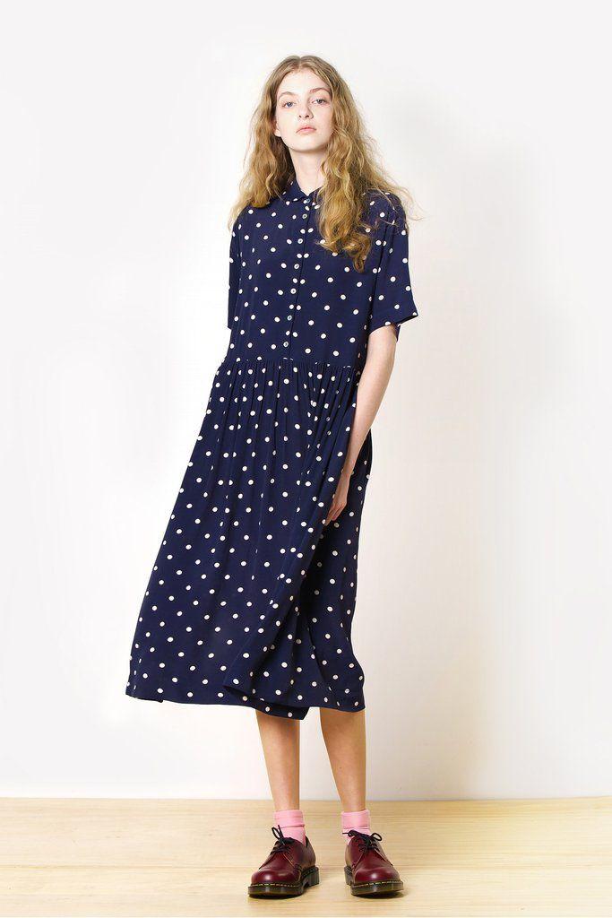 8a47615dbed2 Twenty-Seven Names Homeward Dress