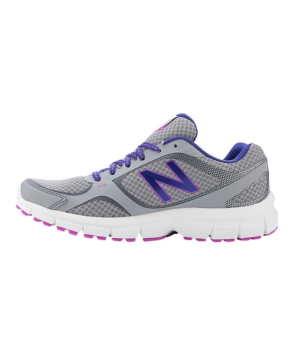 Balance Purple 543 New Gray Shoe amp; Running 6t56q