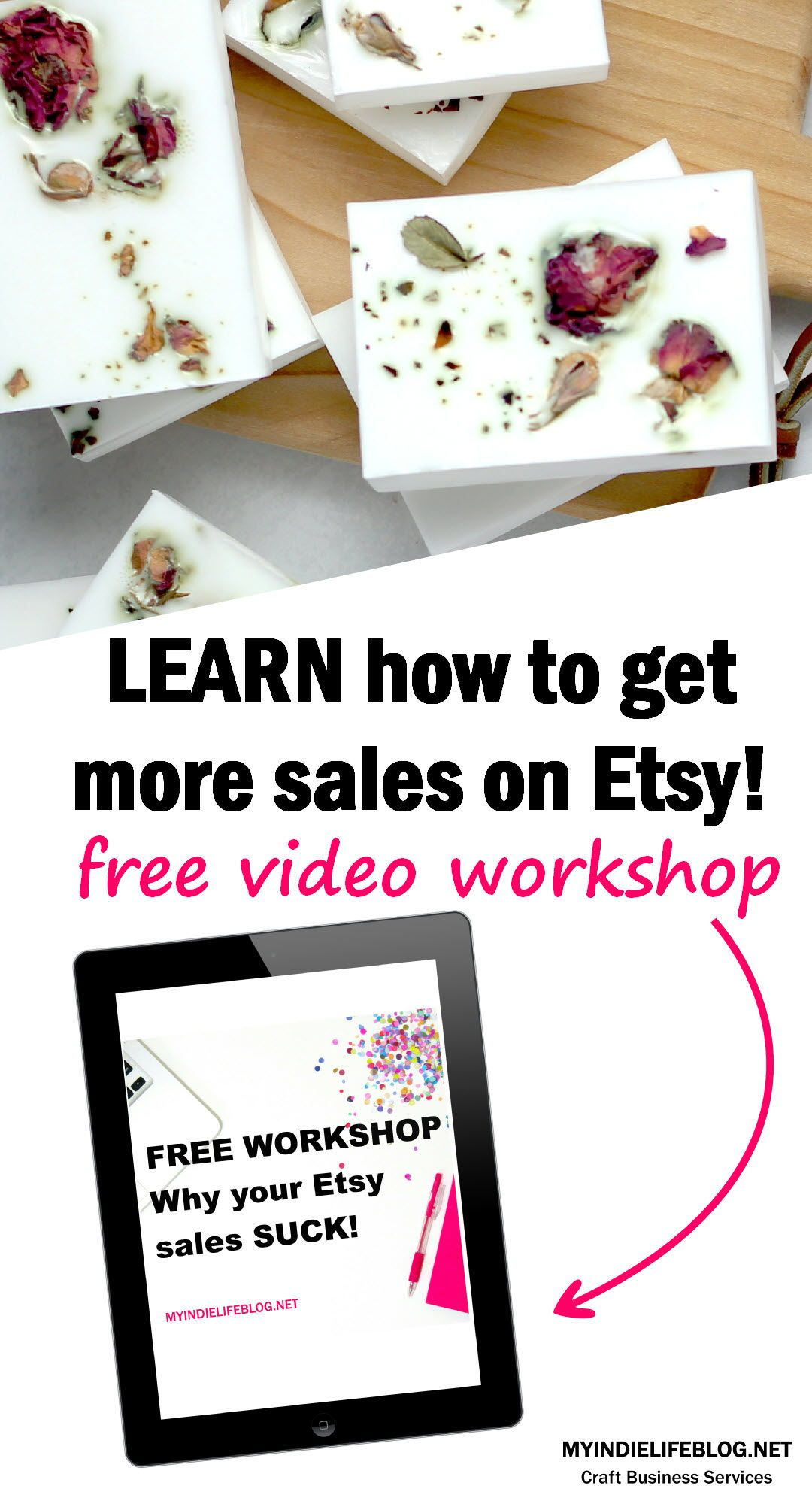 LET ME SHOW YOU HOW TO MAKE MORE SALES ON ETSY Check out