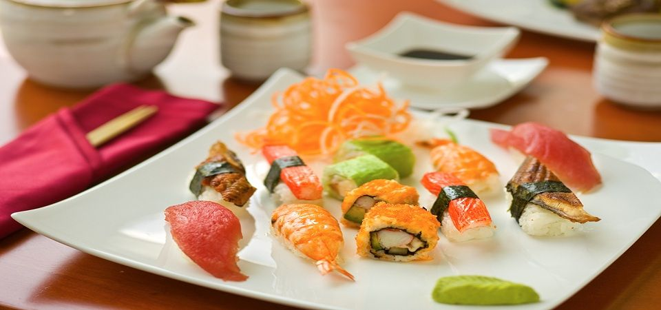 Explore the world of sushi innovation and try out odd