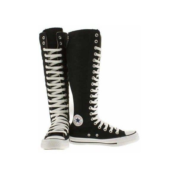 high top converse boots