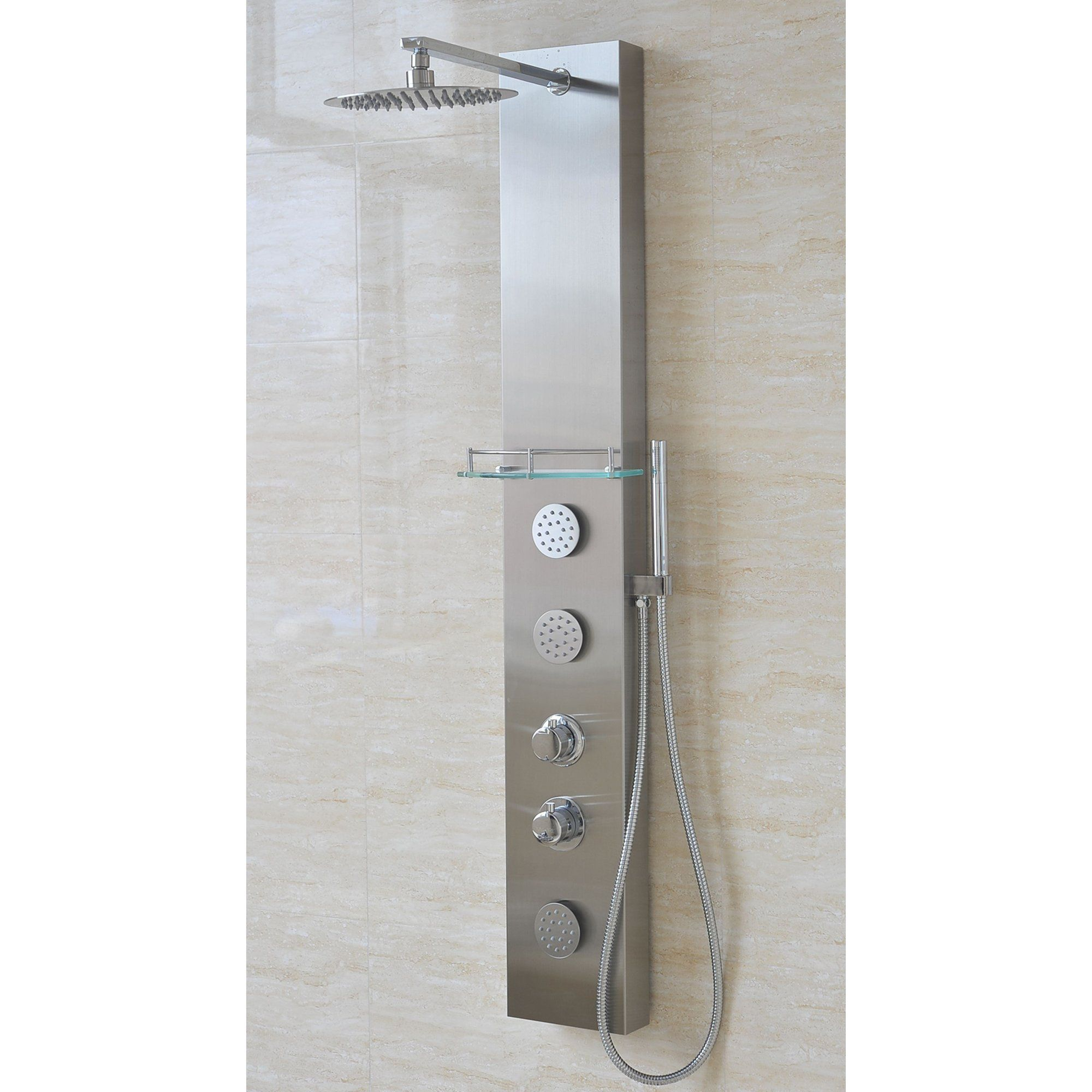 Diverter Complete Shower System