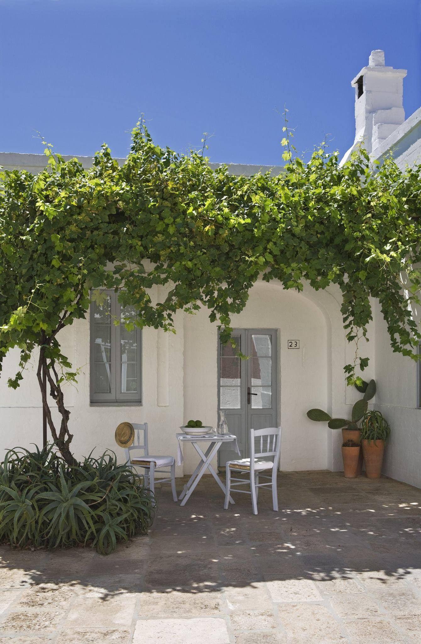 Puglia italy home pinterest casas terrazas y de campo for Terrazas de campo
