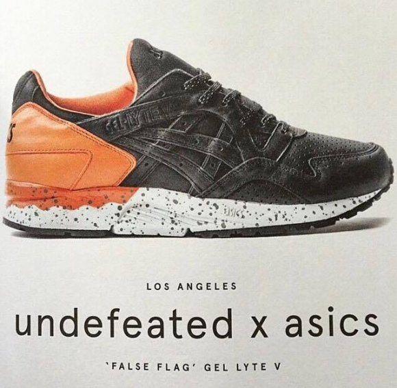 super popular 8cfdc 49d23  UNDFTD x  ASICS Gel Lyte V  sneakers